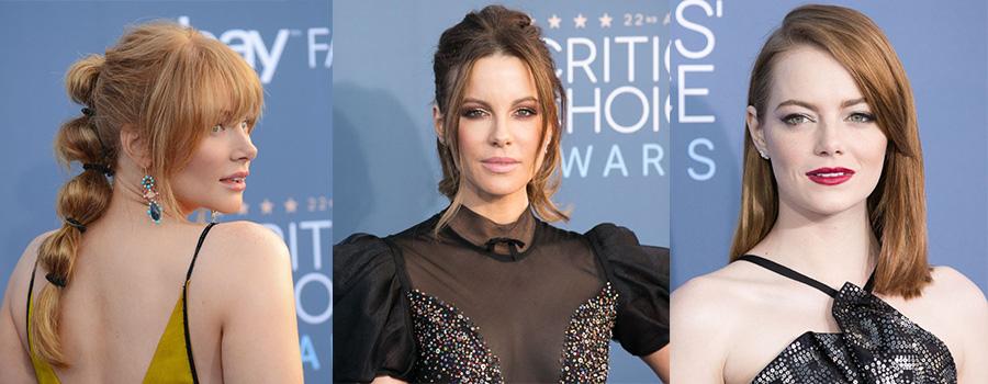 Critics' Choice Awards: Best Hair &Beauty