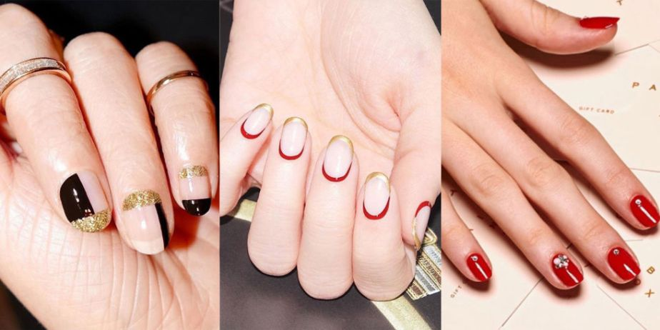 17 Holiday Nail Art Ideas to Copy Right Now